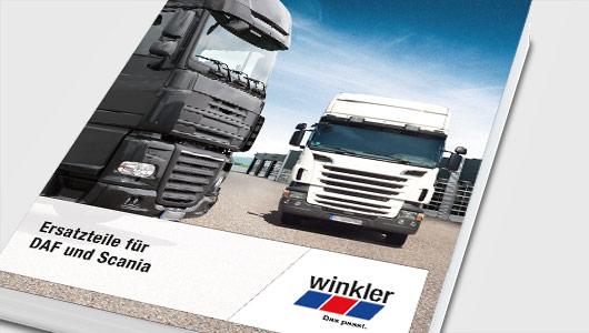 DAF és Scania Alkatrészek